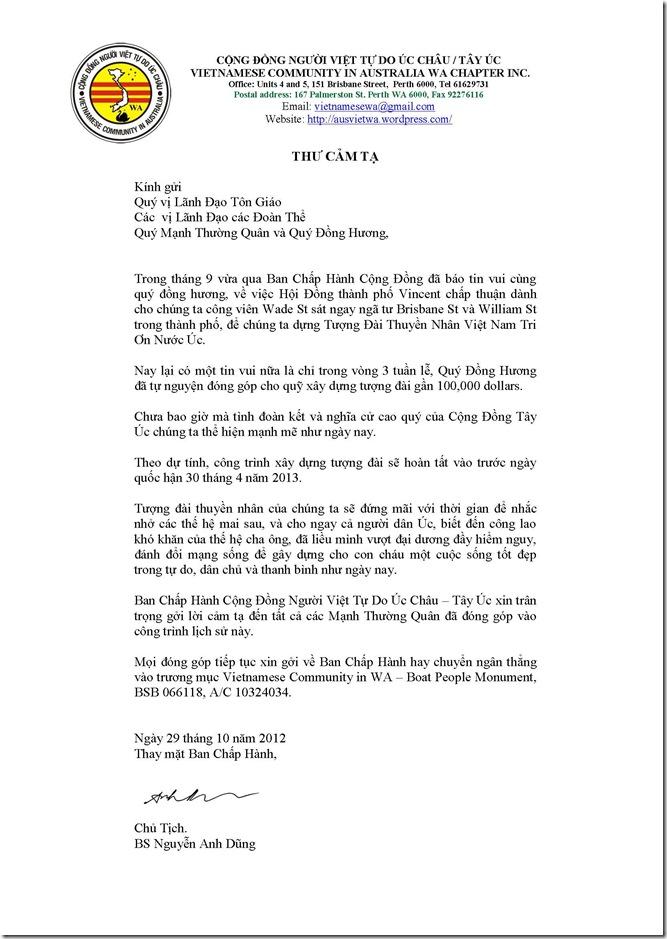Thu Cam Ta 28.10.2012