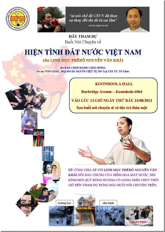 POSTER CHA KHAI
