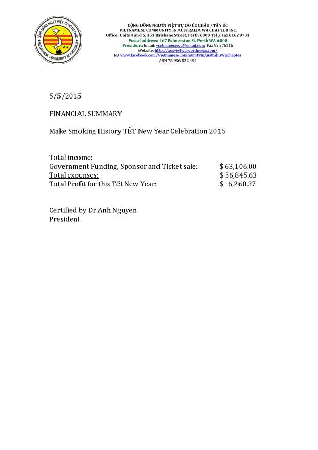 Financial statement for Website-page-001